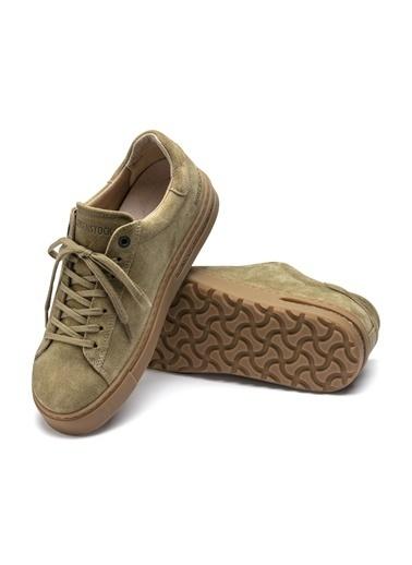 Birkenstock Bend Low Lena Erkek Ayakkabı Brk1017726 Yeşil